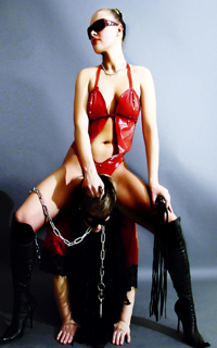 Проститутка Госпожа Хельга
